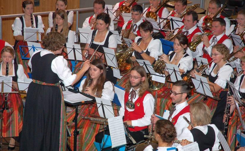 Abendserenade Maitenbeth 2015 - Hauptorchester