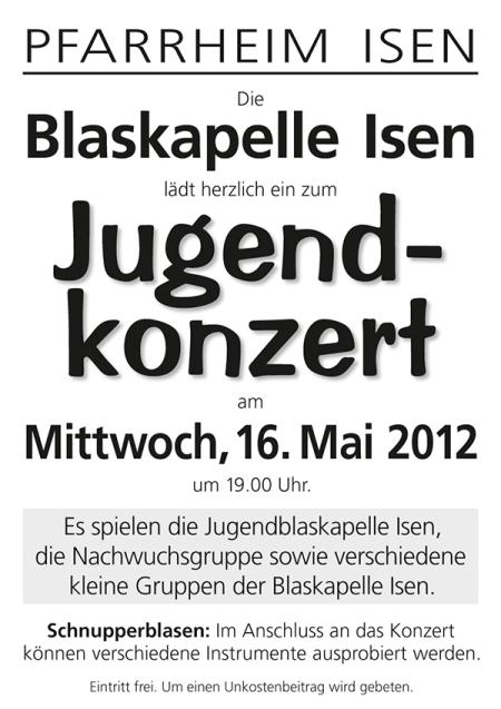 jugendkonzert2012