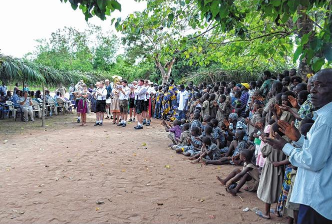 ovb Afrika 2014